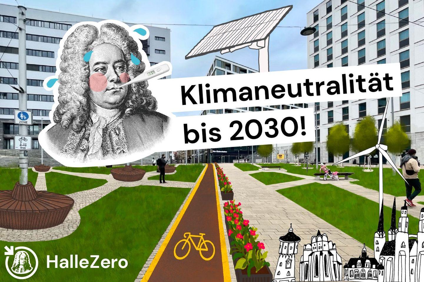 HalleKlimaNeutral2030